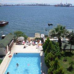 Blue Marine Hotel Турция, Стамбул - отзывы, цены и фото номеров - забронировать отель Blue Marine Hotel онлайн пляж