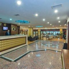 Dalan Hotel интерьер отеля