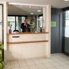 Отель Sejours & Affaires Paris-Ivry Франция, Иври-сюр-Сен - 4 отзыва об отеле, цены и фото номеров - забронировать отель Sejours & Affaires Paris-Ivry онлайн интерьер отеля фото 2