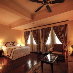 Du Parc Hotel Dalat комната для гостей фото 5