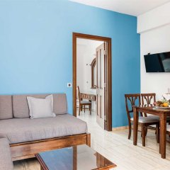 Отель Geraniotis Beach комната для гостей фото 5