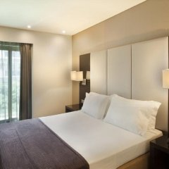 Отель Luxe Hotel by turim hotéis Португалия, Лиссабон - 4 отзыва об отеле, цены и фото номеров - забронировать отель Luxe Hotel by turim hotéis онлайн комната для гостей фото 3