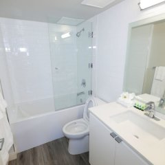 Отель Panoramic View Suites США, Лос-Анджелес - отзывы, цены и фото номеров - забронировать отель Panoramic View Suites онлайн ванная фото 2