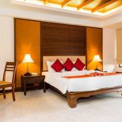 Отель Nipa Resort комната для гостей фото 5