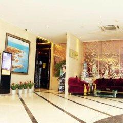 Tian Hai Chain Hotel (Jiujiang RT-Mart Jiurui Road) интерьер отеля фото 2