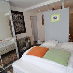 Отель MyNice Rouge Indien Франция, Ницца - отзывы, цены и фото номеров - забронировать отель MyNice Rouge Indien онлайн комната для гостей фото 3