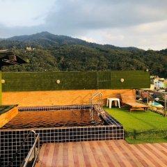Отель VITS Patong Dynasty спортивное сооружение