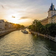 Отель Sofitel Paris Arc De Triomphe Франция, Париж - отзывы, цены и фото номеров - забронировать отель Sofitel Paris Arc De Triomphe онлайн приотельная территория