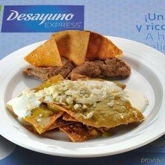 Отель Holiday Inn Express Puebla питание фото 4