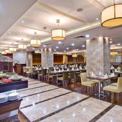Marigold Thermal Spa Hotel Турция, Бурса - отзывы, цены и фото номеров - забронировать отель Marigold Thermal Spa Hotel онлайн питание фото 3