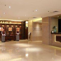 Dongjiaominxiang Hotel Beijing Пекин интерьер отеля