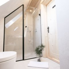 Отель Domek Koliba pod Jedlami ванная