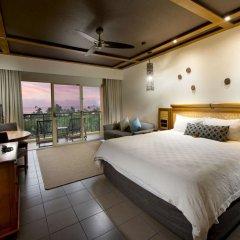 Отель Outrigger Fiji Beach Resort комната для гостей фото 4