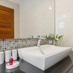 Отель Tranquil Residence 1 Таиланд, Самуи - отзывы, цены и фото номеров - забронировать отель Tranquil Residence 1 онлайн ванная фото 2
