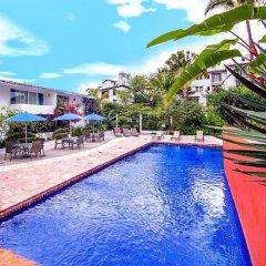 Отель Puerto Vallarta 2br condo Loma del Mar бассейн фото 3