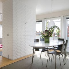 Hotel Copenhagen Apartments комната для гостей