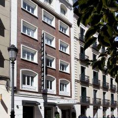 Отель SLEEP'N Atocha Испания, Мадрид - 2 отзыва об отеле, цены и фото номеров - забронировать отель SLEEP'N Atocha онлайн вид на фасад
