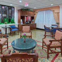 Отель Holiday Inn Washington-Central/White House интерьер отеля фото 2