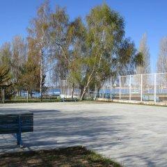 Отель Голубой Иссык-Куль спортивное сооружение