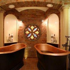 Гостиница Нессельбек ванная фото 2