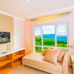 Отель Chalet Baguio Филиппины, Багуйо - отзывы, цены и фото номеров - забронировать отель Chalet Baguio онлайн комната для гостей фото 2
