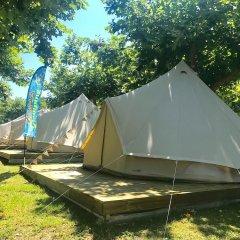 Отель Camping Paisaxe II Эль-Грове бассейн фото 2