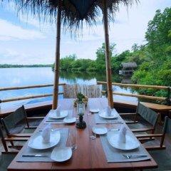 Отель Dedduwa Boat House Шри-Ланка, Бентота - отзывы, цены и фото номеров - забронировать отель Dedduwa Boat House онлайн питание