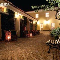 Отель Quinta Abelheira Понта-Делгада вид на фасад