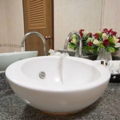Отель Luckswan Resort ванная