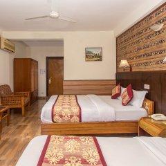 Отель Tulsi Непал, Покхара - отзывы, цены и фото номеров - забронировать отель Tulsi онлайн комната для гостей фото 2