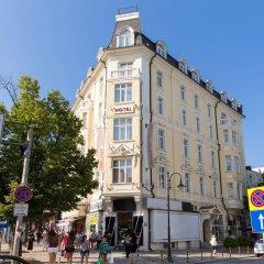 Отель Boutique Splendid Hotel Болгария, Варна - 3 отзыва об отеле, цены и фото номеров - забронировать отель Boutique Splendid Hotel онлайн вид на фасад