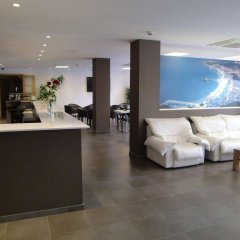 Отель Petit Palau Испания, Бланес - отзывы, цены и фото номеров - забронировать отель Petit Palau онлайн интерьер отеля