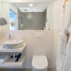 Отель Allegro Madeira-Adults Only Португалия, Фуншал - отзывы, цены и фото номеров - забронировать отель Allegro Madeira-Adults Only онлайн ванная фото 2