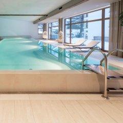 Hotel Cristallo Стельвио бассейн фото 3