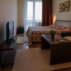Отель Perun Lodge Банско комната для гостей