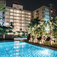 Отель The Platinum Suite бассейн фото 2