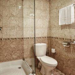 Отель Славянка Челябинск ванная