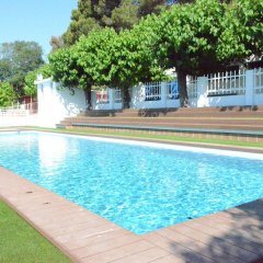 Отель Camping Victoria Испания, Канет-де-Мар - отзывы, цены и фото номеров - забронировать отель Camping Victoria онлайн бассейн фото 3