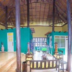 Отель Anomabo Beach Resort интерьер отеля