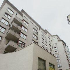 Отель Lucka Rooms - Sound of Silence B24.6 Польша, Варшава - отзывы, цены и фото номеров - забронировать отель Lucka Rooms - Sound of Silence B24.6 онлайн вид на фасад