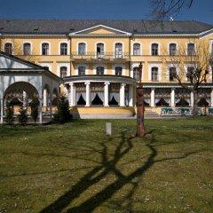 Отель Belvedere Spa House Hotel Чехия, Франтишкови-Лазне - отзывы, цены и фото номеров - забронировать отель Belvedere Spa House Hotel онлайн спортивное сооружение