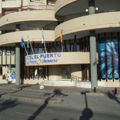 Hotel El Puerto by Pierre & Vacances парковка