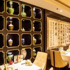 V-Continent Parkview Wuzhou Hotel питание