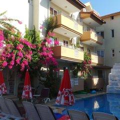 Family Apart Турция, Мармарис - 3 отзыва об отеле, цены и фото номеров - забронировать отель Family Apart онлайн бассейн