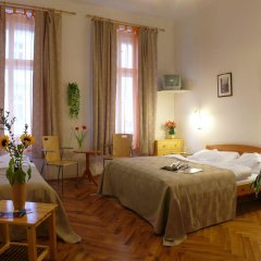 Отель Pension Prague City комната для гостей