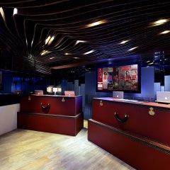 Metropark Hotel Wanchai Hong Kong гостиничный бар