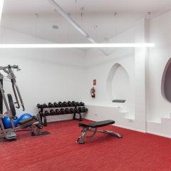 Отель Sud Ibiza Suites фитнесс-зал
