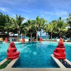 Отель Andaman White Beach Resort Таиланд, пляж Банг-Тао - 3 отзыва об отеле, цены и фото номеров - забронировать отель Andaman White Beach Resort онлайн детские мероприятия фото 2