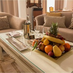 Hotel La Maison Blanche in Tunis, Tunisia from 124$, photos, reviews - zenhotels.com in-room dining