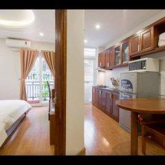 Апартаменты Palmo Service Apartment 2 в номере